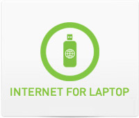 Support - Internet for Laptop