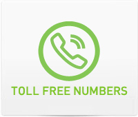 Support - Toll Free Number