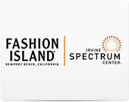 Fashion Island and Irvine Spectrum Center